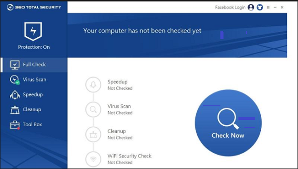 360 Total Security 10.6.0.1207 Crack With License Key Free Download