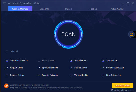 Advanced SystemCare Pro 13.5.0 Crack With License Key 2020
