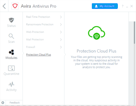 Avira Antivirus Pro 2020 License Key {Cracked} Lifetime Free Download