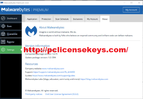 Malwarebytes Anti-Malware 3.8.3.2965 Crack With Premium Keys {Updated 2019}