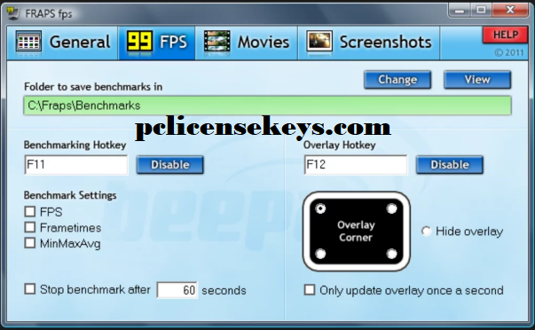 Fraps 3.5.99 Crack With Keygen 2019 Full Torrent Download