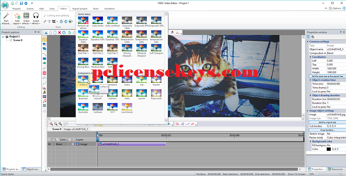 VSDC Video Editor 6.4.7.155 Crack With Activation Key 2020 Download