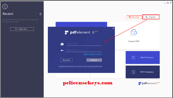 Wondershare PDFelement Pro 7.0.2.4291 Crack With Serial Key 2019 Download