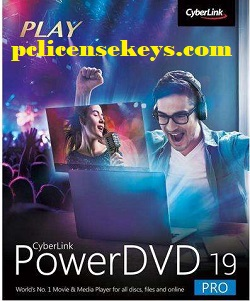CyberLink PowerDVD 19.0.2126.62 Crack With Product Key Free Download