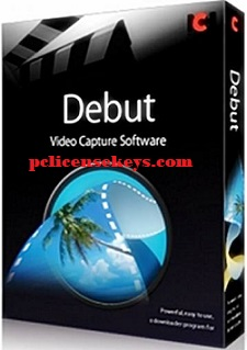 Debut Video Capture 5.54 Crack With Registration Code 2019 Free
