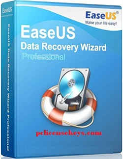 EASEUS Data Recovery Wizard 13.5 Crack With Lifetime Activation Free