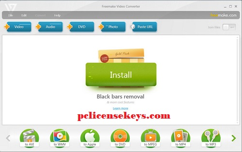 Freemake Video Converter 4.1.13 Crack With Activation Key 2021 Free