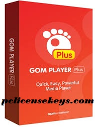 GOM Player Plus 2.3.56.5320 Crack With License Key 2020 Download