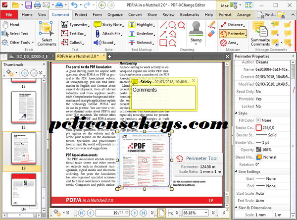 PDF-XChange Editor 8 Crack With License Key {Updated} Download