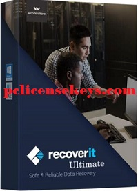Wondershare Recoverit 10.0.1 Crack With Registration Code 2021 Free