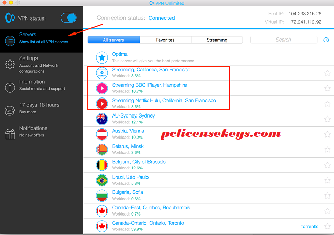 VPN Unlimited 6.1 Crack With Serial Key {Win/Mac/Apk} Free Download