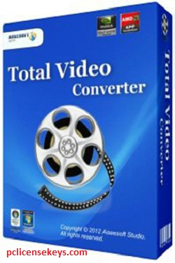 Aiseesoft Total Video Converter 9.2.56 Crack With Registration Code 2020 Free