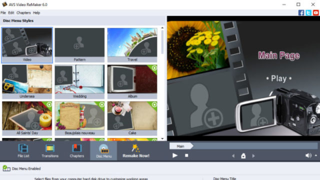 AVS Video ReMaker 6.5.1 Crack With Activation Code Free Download