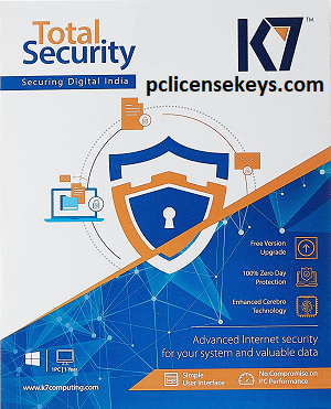 K7 Total Security 2021 Activation Key With Lifetime Crack Free Download