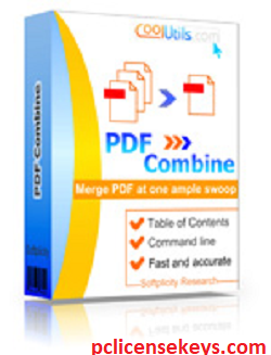 PDF Combine Pro 7.1.7733.29441 Crack With Serial Key Free Download