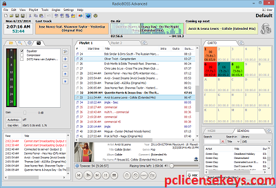 RadioBOSS 6.0.5.2 Crack With Serial Key 2021 [Latest] Download