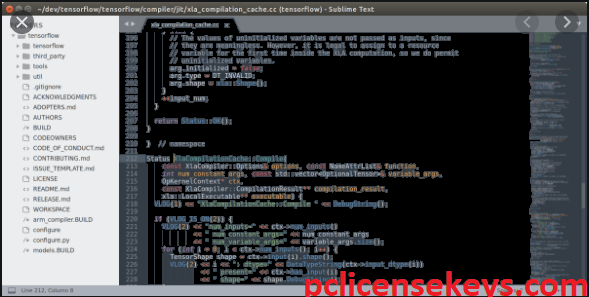Sublime Text 4.4113 Crack With License Key 2021 [Latest] Free