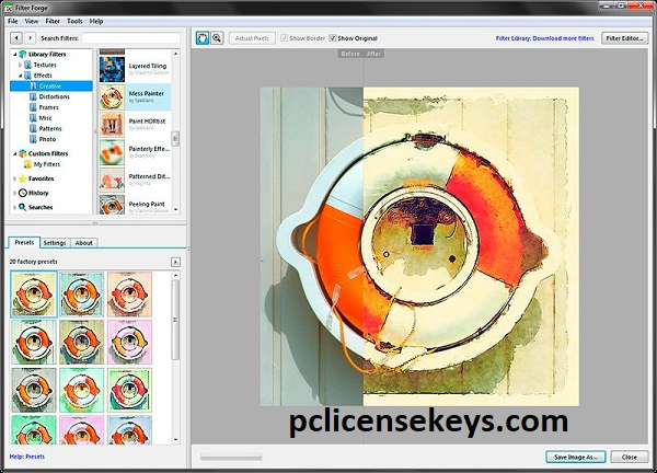 Filter Forge 10 Crack With Licence Key 2021 Full Version Free Download