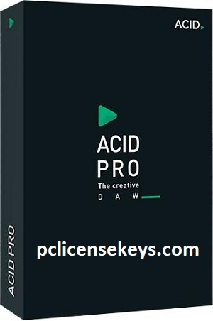 MAGIX ACID Pro 10.0.5 Crack With Serial Number 2021 Free Download