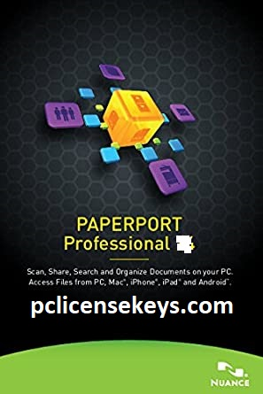 PaperPort Professional 14.7.19464 Crack With Serial Number 2021 Free