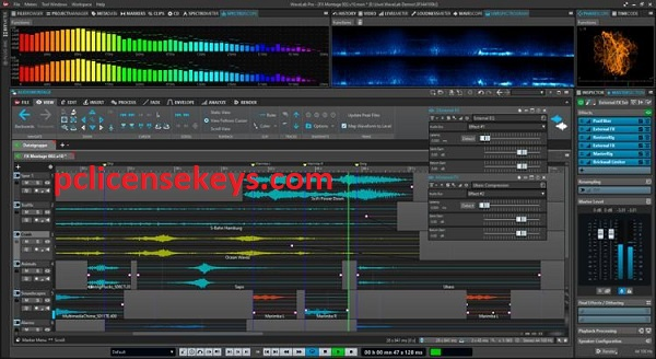 WaveLab Pro 10.0.40 Crack With License Key 2021 Full Free Download