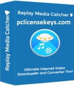 Replay Media Catcher 8.0.24 Crack With Registration Code 2022 Full Free